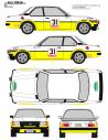 Opel Ascona Lacasa Guilleries 1980