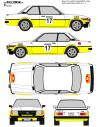 Opel Ascona Lacasa VascoNavarro 1980