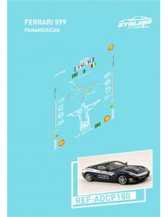 Ferrari 550 Prodrive Le Mans 2003