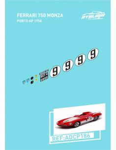Ferrari 750 Monza Porto GP 1956