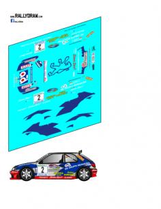 Peugeot 306 Kit Car Senra Ferrol 2000
