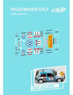 Volkswagen Golf GTI Tour Corse 1990
