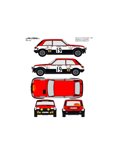 Renault 5 Alpine Babler Catalunya 1980