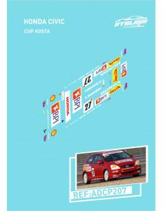 Honda Civic Cup Kosta