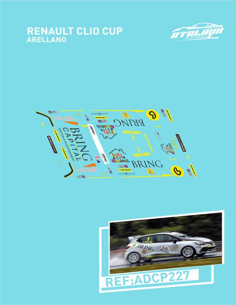 Renault Clio Cup Arellano