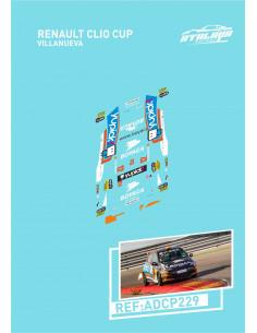 Renault Clio Cup Villlanueva