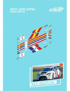 Seat Leon Cupra Racer Fontes