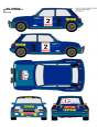 Renault 5 Turbo Lezama VascoNavarro 1982