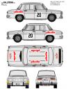 Renault 8 Hofmann Pikolin 1970