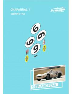Chaparral 1 Sebring 1963