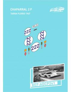 Chaparral 2 F Targa Florio 1967