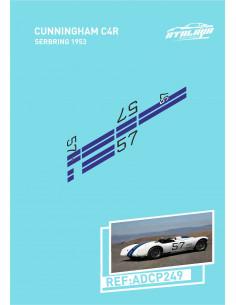 Cunningham C4R Sebring 1953