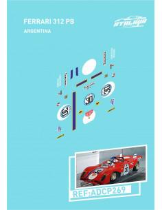 Ferrari 312 PB Argentina