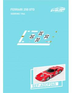 Ferrari 250 GTO Sebring 1964