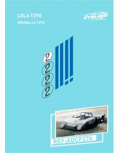 Lola T 290 Brunells 1975