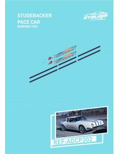 Studebacker Pace Car Sebring 1963