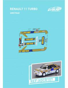 Renault 11 Turbo Amstrad