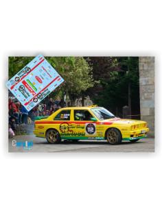 BMW M3 Daniel Sordo & Ivan Bajo Rallye Festival Trasmiera 2019