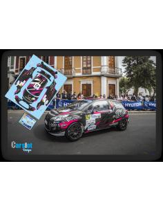 Citroën DS3 Emma Falcón & Eduardo Gonzaléz Rallye Islas Canarias 2018