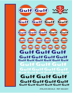 Calcas GULF