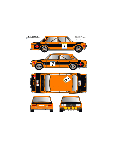 Seat 1430-124 Pradera Race 1974