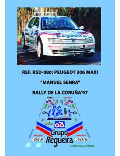 Peugeot 306 Maxi Senra La Coruña 1997
