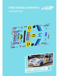 Ford Sierra Cosworth Catalunya 15