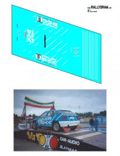 Citroen ZX Zanini Race 1994