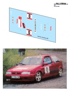 Citroen ZX Zanini Sierra Morena 1996