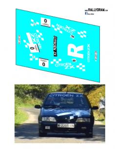 Citroen ZX Zanini Principe 1995