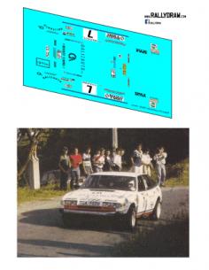Rover 3500 Sharples Mora 1985
