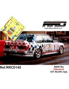BMW M3 Villacieros CET 1993