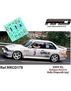 BMW M3 Bohigas-Recarte Rally Emporda 1997