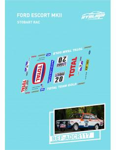 Ford Escort MKII Toivonen RAC
