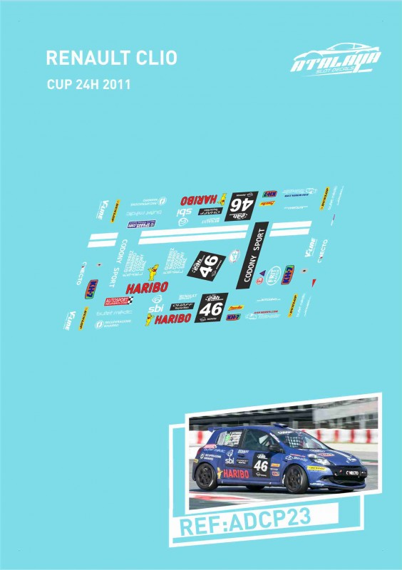 Renault Clio Cup 24H 11