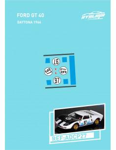 Ford GT40 Daytona 1966