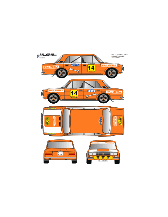 Seat 1430-124 Lezama Sherry 1975