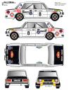 Seat 1430-124 Servia Race1977