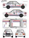 Seat 124 sport Juncosa Rias Bajas 1971