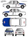 BMW 2002 Etchebers Rias Bajas 1971