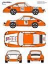 Porsche 911 Rodriguez Rias Bajas 1971