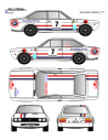 Seat 124 sport Juncosa Sherry 1971