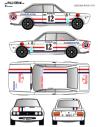 Seat 124 Sport Lencina Race1971