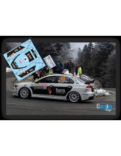 Citroën Xsara WRC Daniel Sordo & Marc Martí Rallye Suecia 2006.