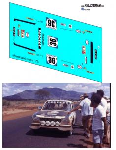 Peugeot 504 Shankland Safari 1975