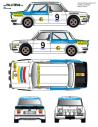 Simca 1000 Zorrilla Baviera 1977