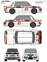 Mitsubishi Colt Lancer Jodinger Safari 1974