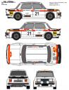 Simca 1000 Freddy Vasco Navarro 1980