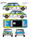 Simca 1200 Pio Firestone 1979