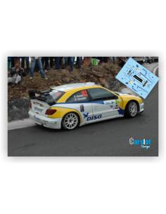 CITROEN XSARA WRC DISA D.AURIOL& D.GIRAUDET RALLY DE CANARIAS 2014